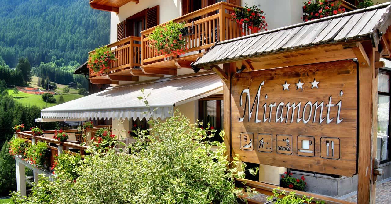 Condizioni di soggiorno - Hotel Miramonti - Val di Rabbi in Trentino